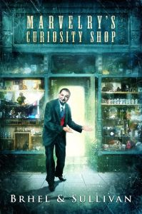 Marvelry's Curiosity Shop cover