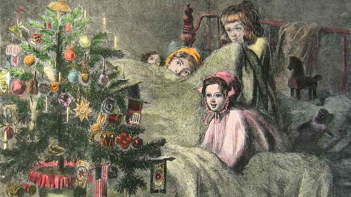 You Know 'A Christmas Carol,' But What About The Forgotten