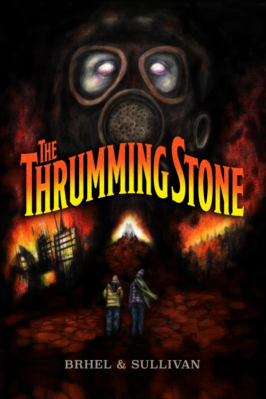 Thrumming Stone front cover