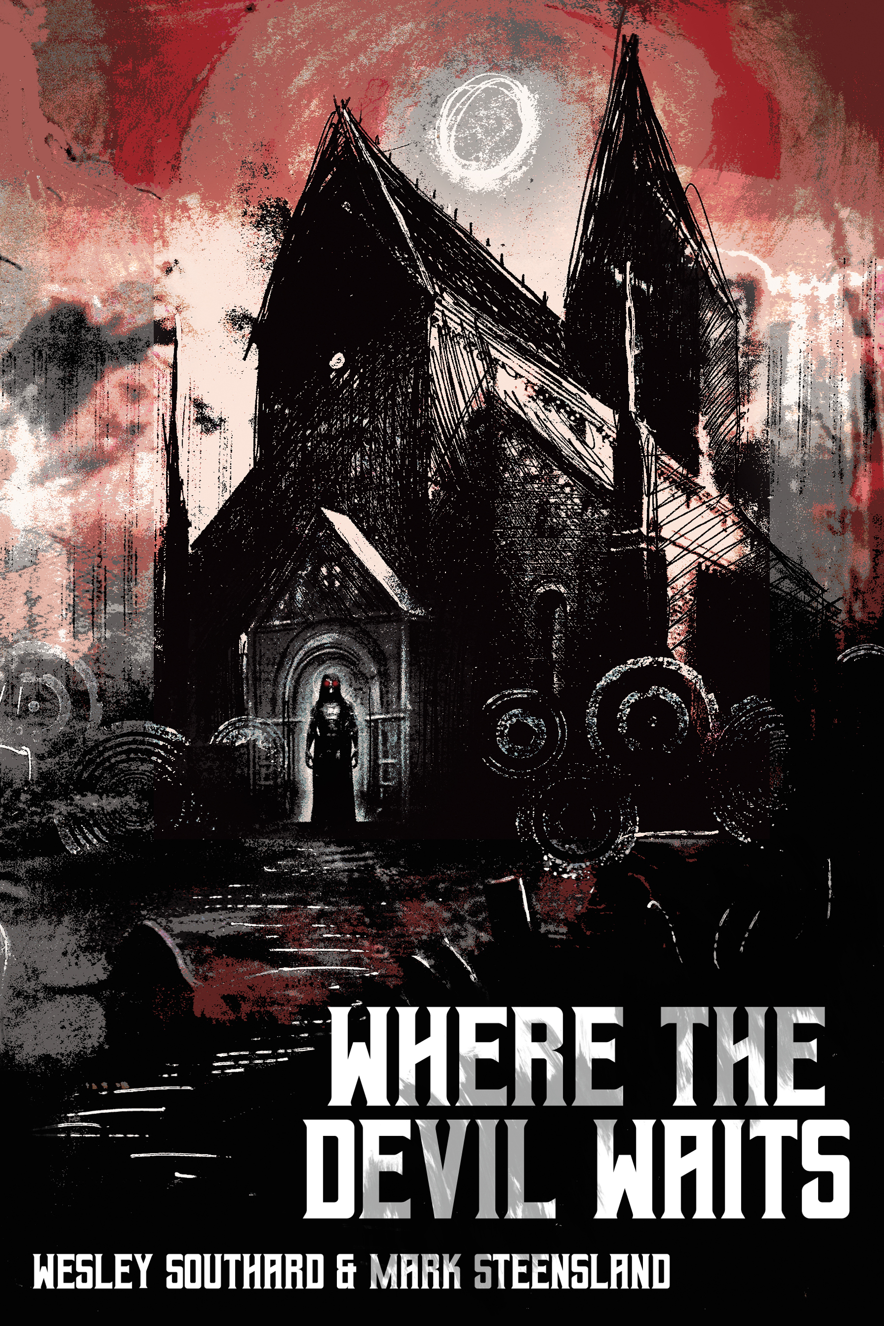 Where The Devil Waits Ebook Cover